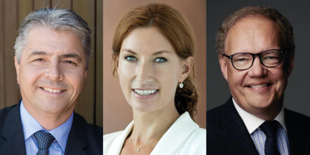 MCH Group | Veränderung im Verwaltungsrat 2019 | Portraits | M. Breitenmoser | Dr. Dmar Maria Kamber | Hans-Kristian Hoejsgaard.