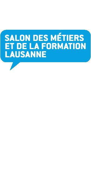 MCH Group | Salon des métiers et de la formation Lausanne | Logo.