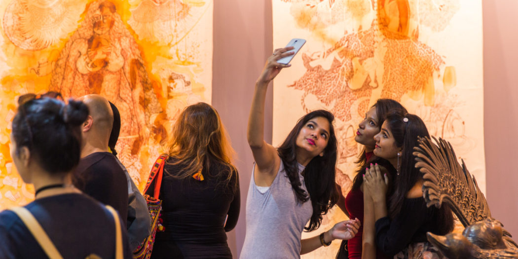 MCH Group | Harry Hofstetter | Selfstaging | Indian Art Fair.