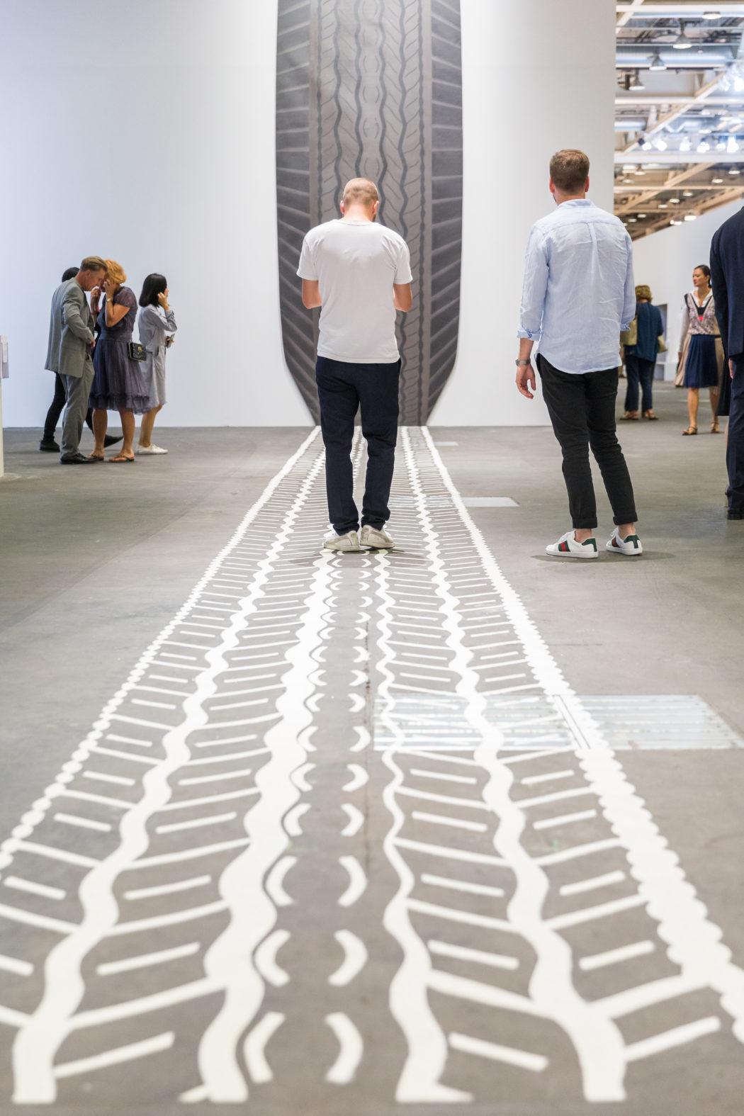 MCH Group | Art Basel in Basel | Unlimited | Kunstwerk im Raum.