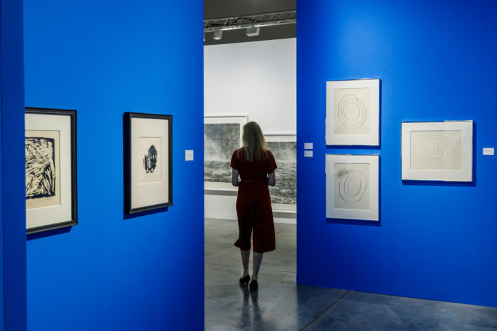 MCH Group | Art Basel in Miami Beach | Kabinett, Cristea Roberts Gallery, Josef Albers.