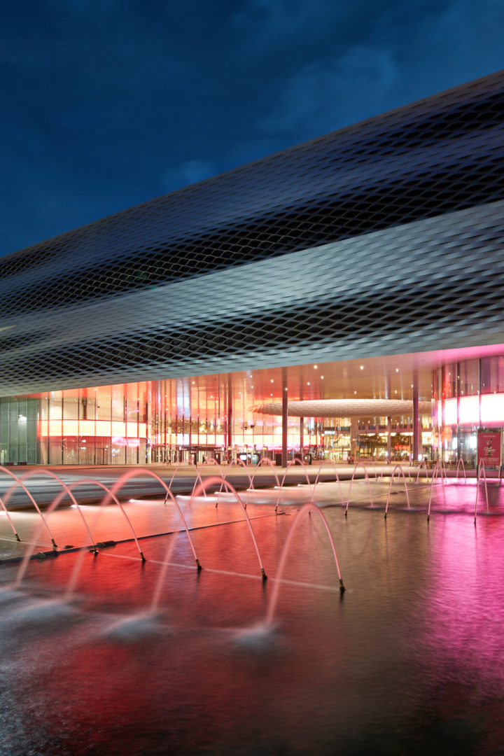MCH Group | Messe Basel | Messeplatz | Aussenansicht.