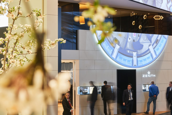 MCH Group | Baselworld | Zenith | 2019.
