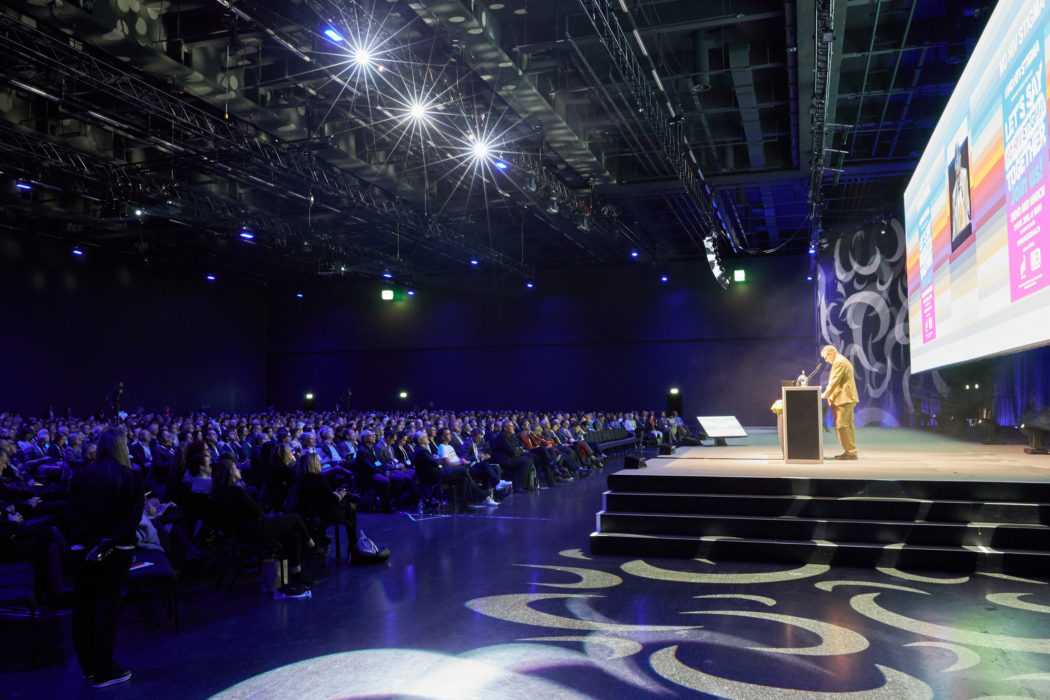 EACS 2019 | Congress Center Basel | Event Halle.