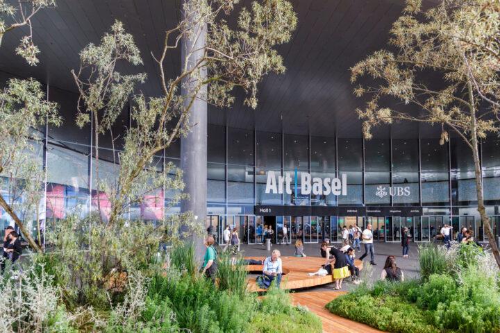 Art Basel | Misc | General Impression | Entrance | Hall 1.0.