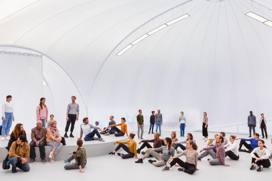 MCH Group | Art Basel in Basel | Aggregate | Alexandra Pirici | PR.