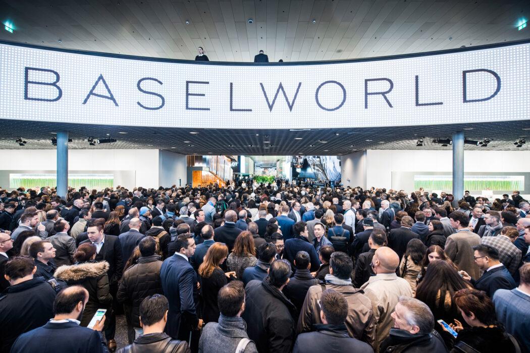 MCH Group | Baselworld | City Lounge | Eingang.