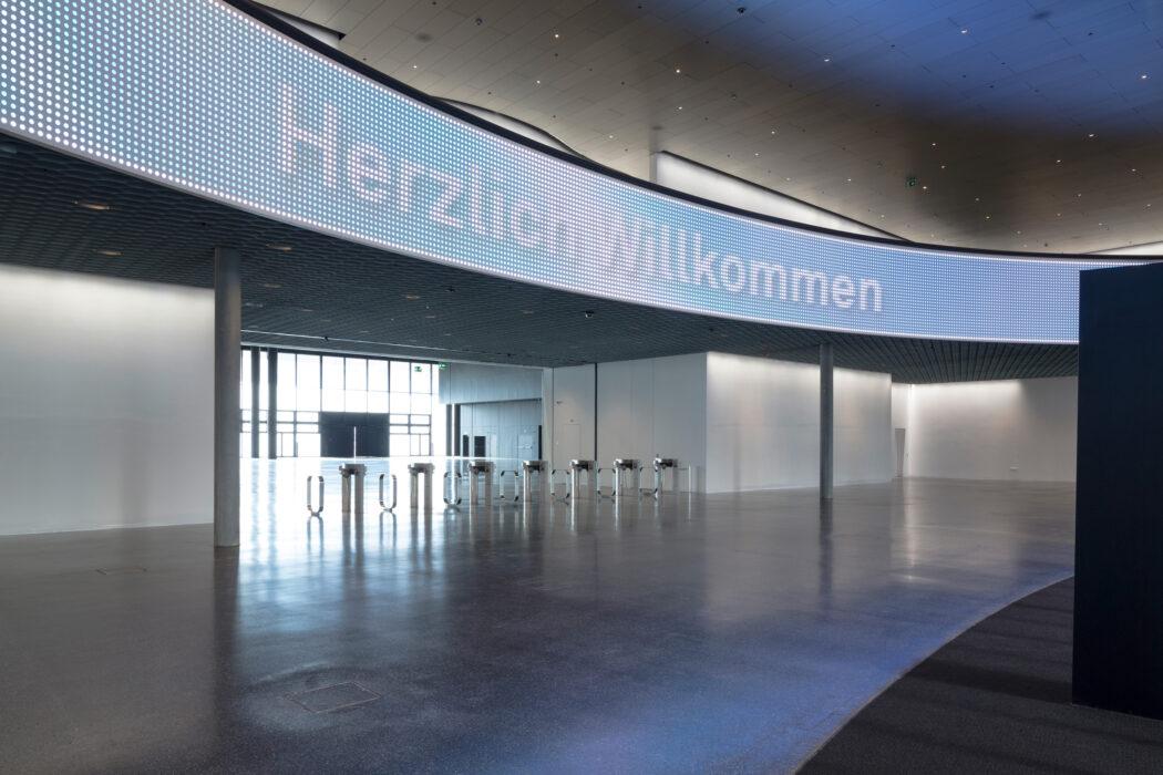 MCH Group | Neubau 2013 | Event Halle