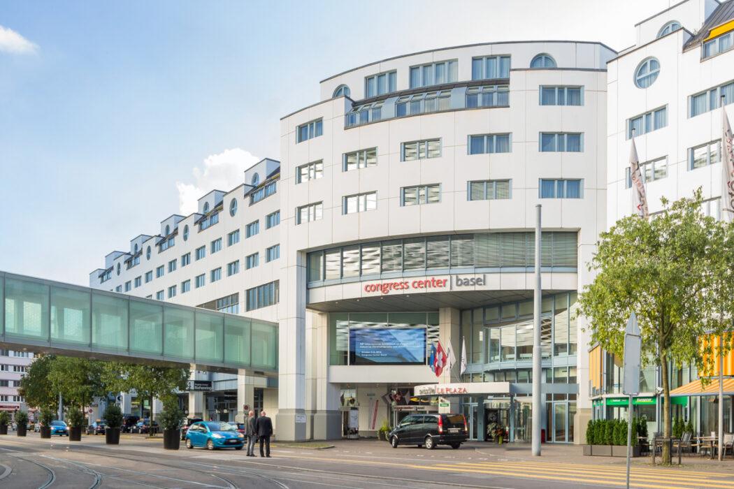 Aussenansicht CCB 2014 | Congress Center Basel