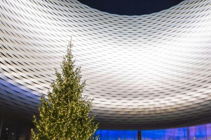 Weihnachtsbaum | Messe Basel
